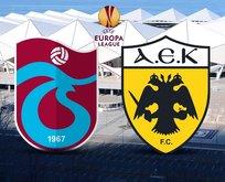 Trabzonspor-AEK maçı hangi kanalda?