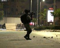İsrail askerleri 4 Filistinliyi yaraladı