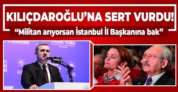 Şenocak'tan Kılıçdaroğlu'na sert tepki!