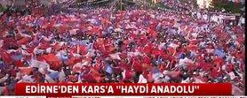 2011 seçim şarkısı: Haydi Anadolu