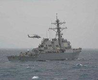 Türk ve ABD donanmaları...