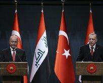 Erdoğan: FETÖ ve PKK iki ülke için de ortak tehdit