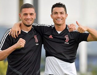 Cristiano Ronaldo'dan Merih Demiral kararı! Vazgeçilmezi oldu