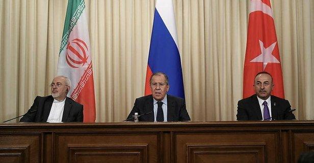 Moskova'daki kritik zirveden flaş açıklamalar