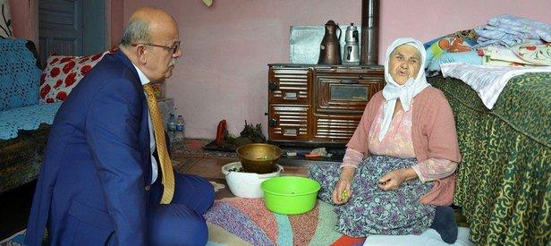 Zeynep Nine, Cumhurbaşkanı Erdoğan'ı göreceği günü bekliyor