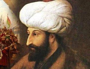 Fatih Sultan Mehmed'in gerçek resmi şoke etti (Osmanlı padişahlarının resimleri)