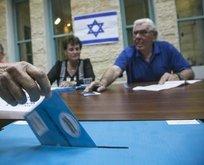 İsrail'de seçimlerin resmi sonuçları açıklandı