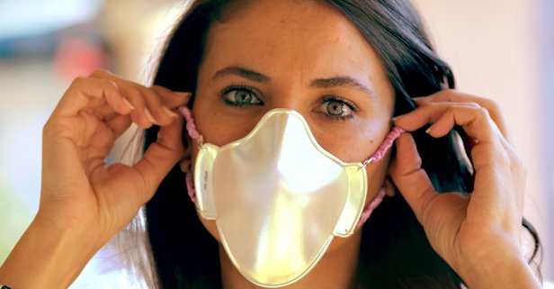 1500 ile 20 bin lira arasında satılan maskeler