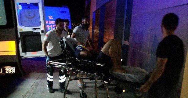 Tekirdağ'da feci kaza: Çok sayıda yaralı var