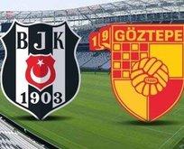 Beşiktaş ilk yarının son maçında galip!