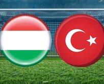 Milliler Macaristan'a mağlup oldu