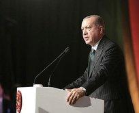 Başkan Erdoğandan Suudi heyete: Öyle bir başkonsolosunuz var ki...