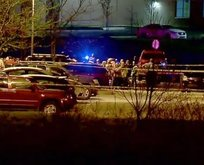 ABD'nin Indianapolis kentinde kanlı saldırı