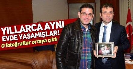 Ekrem İmamoğlu ile Fatih Portakal üniversiteden ev arkadaşı çıktı