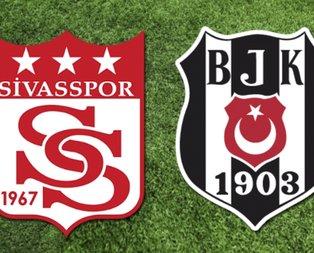 Sivasspor Beşiktaş maçı ne zaman, saat kaçta başlayacak?
