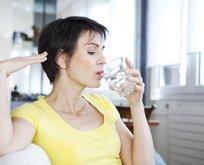 Çok su içmek sağlığı bozuyor!