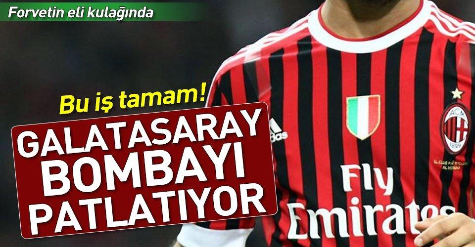Galatasaray'a iki golcü (Sezonun sonunda sözleşmesi bitecek futbolcular)