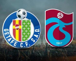 Getafe-Trabzonspor maçı hangi kanalda?