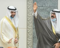 Kuveyt'in yeni veliaht prensi yemin etti