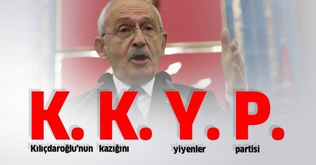 Kılıçdaroğlu'nun kazığını yemişler partisi yolda!