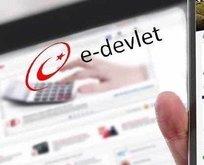 e-Devlet'te yeni kolaylık