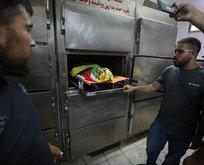 İsrail askerlerinin vurduğu Filistinli genç öldü