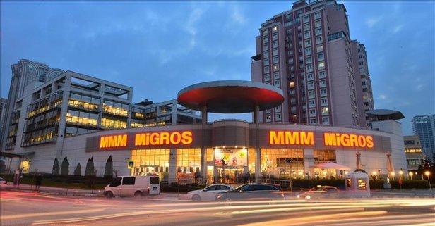 Migros'ta hisse satışı yapılıyor