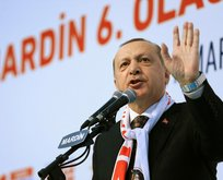 Erdoğan: Her an müjdeyi verebiliriz