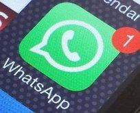 Whatsapp'ta o işlem artık yapılamayacak