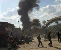 Afrin'de kalleş saldırı! Çok sayıda ölü var