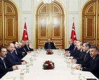 İstanbul'da kritik toplantı