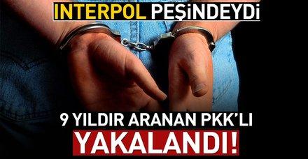Son dakika: İnterpol'un 9 yıldır aradığı PKK'lı terörist Bulgaristan'da gözaltına alındı
