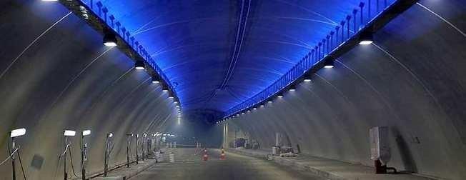 Avrasya Tüneli'nin içi görüntülendi