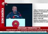 Başkan Erdoğan: Bu havalimanı vizyonun en somut ifadesi