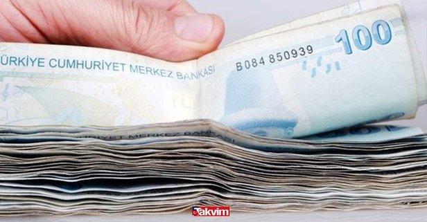 Ayda en az 453 lira... Yalnızca SSK-SGK girişi olanların hesaplarına yatırılıyor