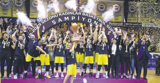 Potanın kraliçesi Fenerbahçe