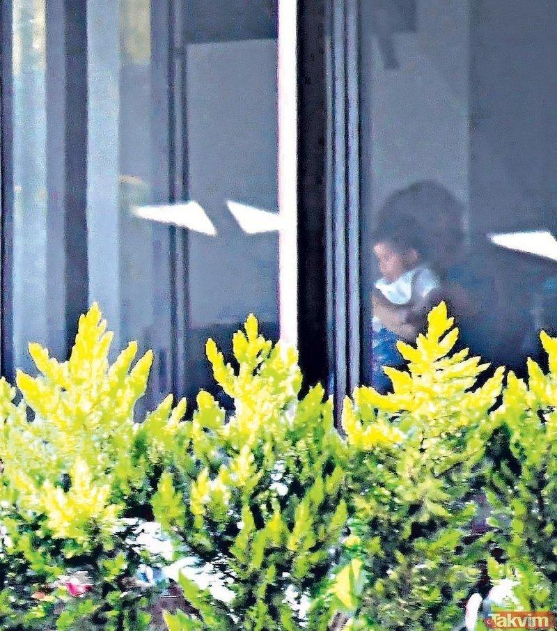 Seda Bakan kızı Leyla'nın yüzünü saklamadı! İşte Seda Bakan - Ali Erel çiftinin kızlarının ilk görüntüsü!