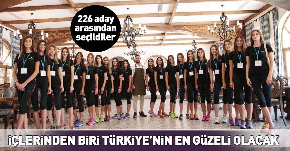 İçlerinden biri Türkiyenin en güzel kızı olacak