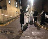 Londra'da camiye silahlı saldırı girişimi!