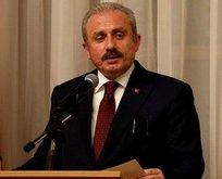 Şentop'tan 'Enis Berberoğlu' mesajı
