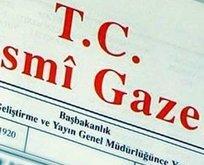 Erken seçim Resmi Gazetede