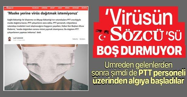 'Virüsün Sözcü'sü boş durmuyor