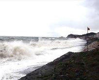 Meteorolojiden o bölgelerimiz için fırtına uyarısı
