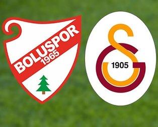 Boluspor-Galatasaray maçının tarihi belli oldu!