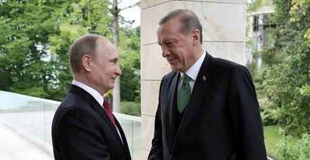 Son dakika: Başkan Erdoğan Putin ile telefonda görüştü