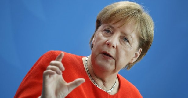 Merkelden Suriye açıklaması!