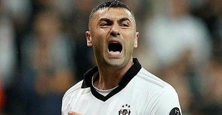 Beşiktaş'ın UEFA Avrupa Ligi kadrosu açıklandı! Burak Yılmaz ...