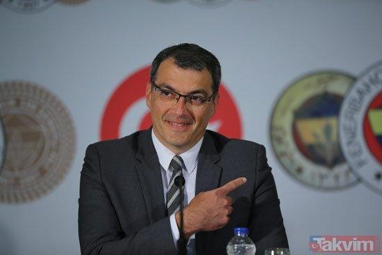 Fenerbahçe'ye eski Beşiktaşlı hoca: Carlos Carvalhal