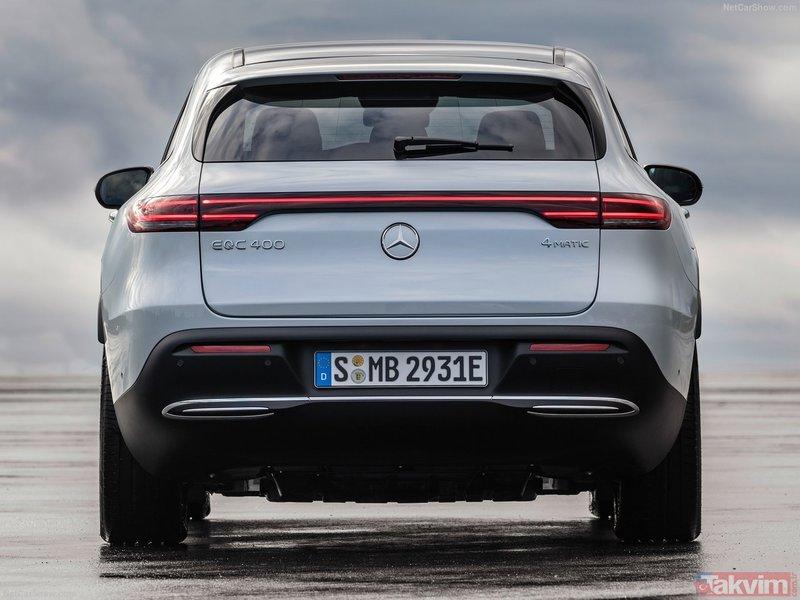 2020 Mercedes-Benz EQC tanıtıldı! Mercedes-Benz EQCnu özellikleri nelerdir?