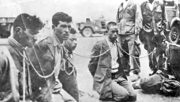 Fransa'nın Cezayir soykırımının 75. yılı! - Takvim